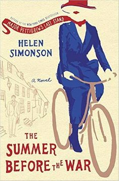 The Summer Before the War by Helen Simonson is a gorgeous historical fiction book to read next. A love story set in a small town before World War I. Up Book, Book Club Books, Love Book, New Books, Good Books, Book Clubs, Book Nerd, Fiction Books To Read, Historical Fiction Books