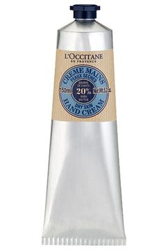 French beauty must-have: L'Occitane Shea Butter Hand Cream
