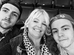 "Ross Lynch with brother Rocky and mother Stormie Lynch (@stormielynchr5) on Instagram: ""HAVING THE BEST DAY EVER❤️XOXOX❤️ #R5Family"""