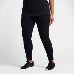 1ec3dca34435 Nike Sportswear Tech Fleece Pants Plus Size Womens Black
