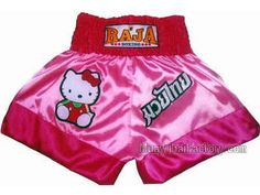I wish it were a big hello kitty face on the crotch area...and in white or red, instead of this insulting pink.