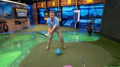 The Golf Fix's Michael Breed debunks a common myth to hit down on the golf ball.Watch The Golf Fix Mondays at 7PM ET.