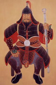 '황산벌 전투의 주역' 계백(階伯) 장군