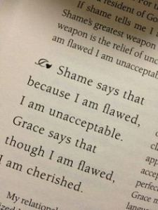 Learn to overcome shame and walk in grace!