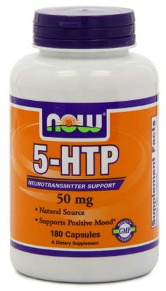 5-HTP is a natural mood stabilizer, improves sleep, and is a natural appetite suppressant. Dr. Oz recommends 50mg 3x per day, 30 minutes before meals.