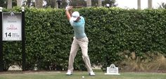 Golf Swing Drill 302. Backswing: Making a Full Shoulder Turn
