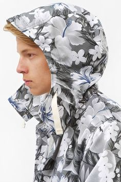 A favourite from SS13. Floral Jacket by Engineered Garments