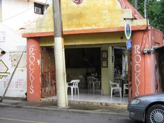 blues bar. Dominican Republic Puerto Plata Sosua
