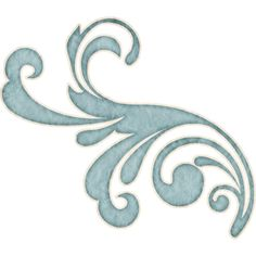 jss_almostfall_swirl blue 1.png ❤ liked on Polyvore featuring designs