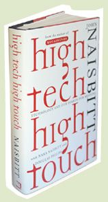 High Tech High Touch - John Naisbitt. Oldie but goodie. A trend that will keep coming back.