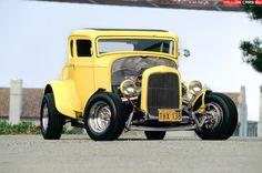 American Graffiti 32 Ford   Ford Coupe 5-Window American Graffiti Hot Rod (1932)
