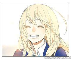 Manga Tamen De Gushi - Chapter 133 - Page Qiu Tong reminds me of Shouko from Koe No Katachi here. Manhwa, Yuri, Tan Jiu, Blonde With Pink, Ecchi, Learn To Draw, Webtoon, Baby Dolls, Anime Art