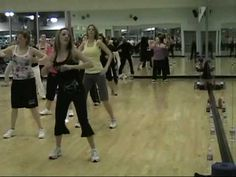 My classes favorite!! I borrowed the moves from another instructor. Such an awesome routine!
