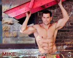 Helloooo Mike! Happy #FiremanFriday everyone! ;)