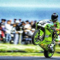 Kawasaki Zx7r, Kawasaki Ninja, Honda Cx500, Ducati, Kawasaki Motorcycles, Cars And Motorcycles, Super Bikes, Isle Of Man, Road Racing