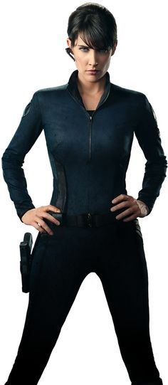 Cobie Smulders as Maria Hill