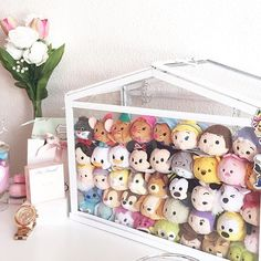 Another cool link is PantyPringles.com Lovely display of tsum tsums, I believe this is the…