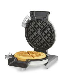 Amazon.com: Cuisinart WAF-V100 Vertical Waffle Maker, Silver: Kitchen & Dining