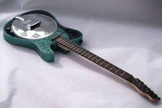 Bluebird '56 Guitars resonator