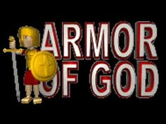 Video explains the Armor of God for small children and ends with a prayer to receive Jesus.