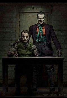 Jokers. (Batman)