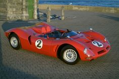 1966 Bizzarini P538