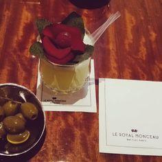 The Raffles Parisian Sling  #Royalmonceau  #barlong #royalmonceauparis #cocktailsignature #cocktails #cocktail #cocktailbar #lifestyle