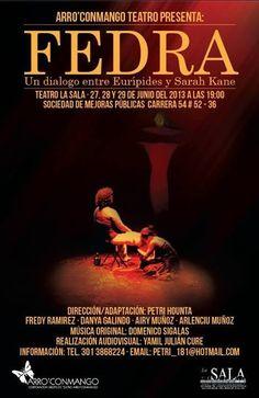 Arro'conmago Teatro Presenta: Fedra