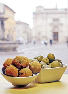 #Olive all'ascolana Italian Food