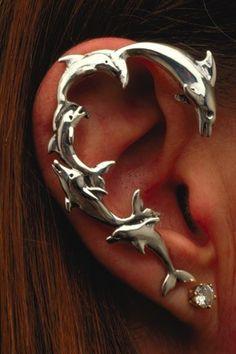 Dolphin Ear Wrap finamoon