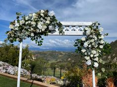Excited to share this item from my #etsy shop: Lux Wedding Ceremony Arch Flower Package, White Wedding Arch Flowers, Wedding Flower Arch, White Wedding Flowers, Boho Weddings, Lux Wedding