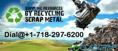 CCC Scrap is the chief scrap metal buyer in Manhattan, which has a long list of clientele by the work and services it offers, to get a quote.  There are many local metal yards in Manhattan but CCC Scrap has its own underlying rapport, which makes it rising high; to know more, dial us @1-718-297-6200.