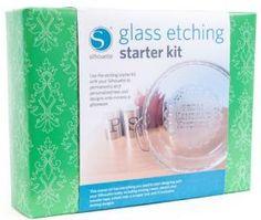 Leptací starter kit (leptání skla)