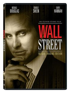 Shop Wall Street [Insider Trading Edition] Discs] [DVD] at Best Buy. Find low everyday prices and buy online for delivery or in-store pick-up. Douglas Michael, Kirk Douglas, Michael Douglas Movies, Alfred Hitchcock, Christ The Good Shepherd, Insider Trading, Denis Villeneuve, Oliver Stone, Memoir Writing