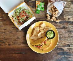 "Ways to ""veganize"" your tacobell order"