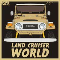 Land Cruiser World #Cars-Motorcycles
