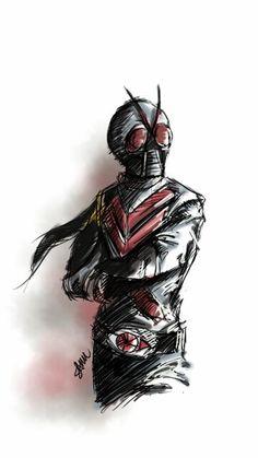Kamen Rider X (仮面ライダーX)