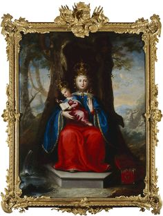 Anonymous, Spanish - Our Lady of Valvanera