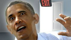 Obama Gasps For Relevance as America Shows Him the Door