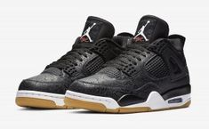 timeless design 0450b 456aa Air Jordan 4 Retro Laser