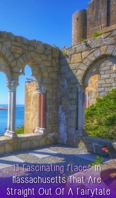13 Fascinating Places In #Massachusetts That Are Straight Out Of A Fairytale - Only In Your State -  #MA #travel