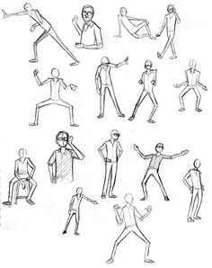 famous gesture drawings - Google Search | Human Gestures ...