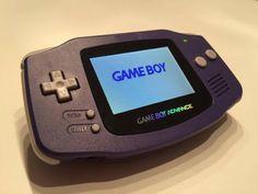 とんちき録: Gameboy Advance バックライト「AGS-101 backlit LCD」 【AliEx...