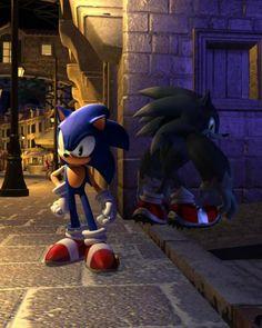Hedgehog Art, Sonic The Hedgehog, Sonic Unleashed, Classic Sonic, Batman Artwork, Sonic Franchise, Silver The Hedgehog, Sonic And Shadow, Sonic Fan Art