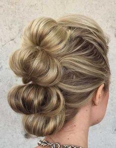 Popular Updo Ladies Hair