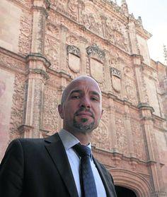 Oscar González, director de la Fundación General de la Universidad de Salamanca.
