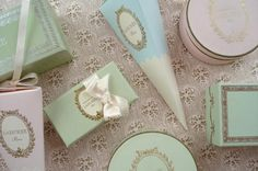 Love the femininity of Laduree packaging...just beautiful. Afternoon Tea here is a real treat!