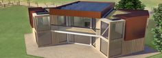 The SOLAR HOUSE project has two aims: Proof of Efficiency To demonstrate that it is both practical and affordable to build Zero Carbon houses, powered...