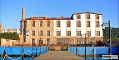 Old Factory - New Hotel in Ayvalık Old Factory