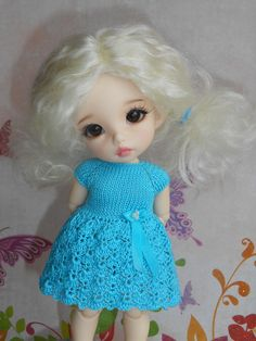 PukiFee Ante think knit top with lace skirt